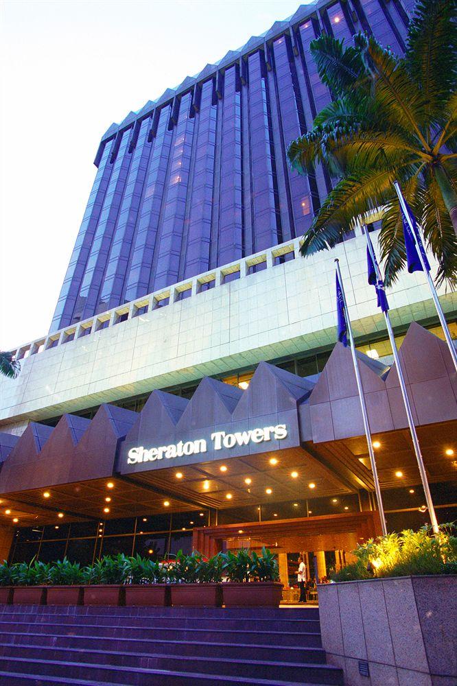 シェラトン・タワーズ・シンガポール Sheraton Towers Singaporeの概要