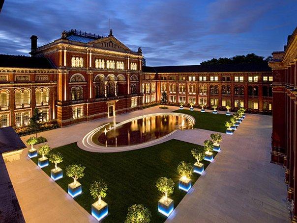 ジ・イーガートン・ハウス・ホテルのヴィクトリアアルバート博物館