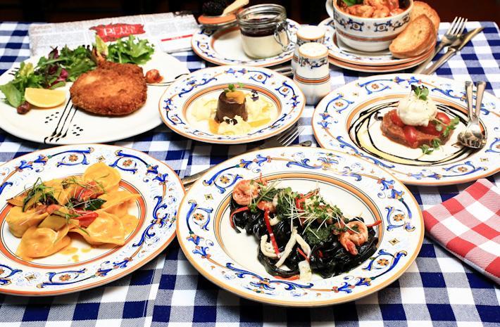 グランド・ハイアット・シンガポール Grand Hyatt SingaporeのPete's Place Italian Restaurant(ピーツ・プレイス・イタリアン・レストラン)のアラカルト