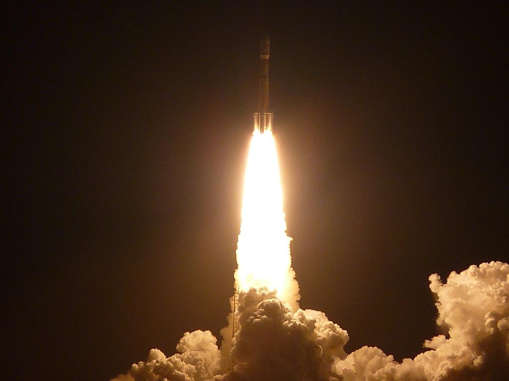 種子島宇宙センターのロケット
