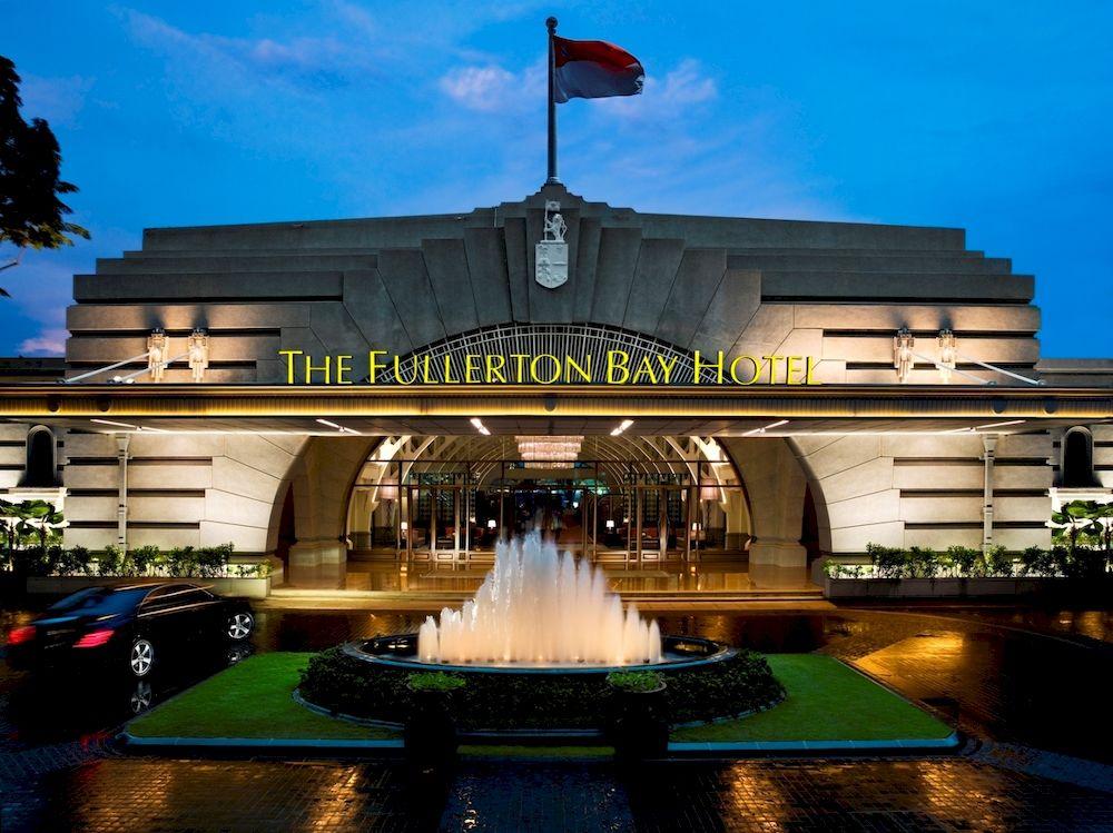 ザ・フラートン・ベイ・シンガポール The Fullerton Bay Hotel Singaporeの概要