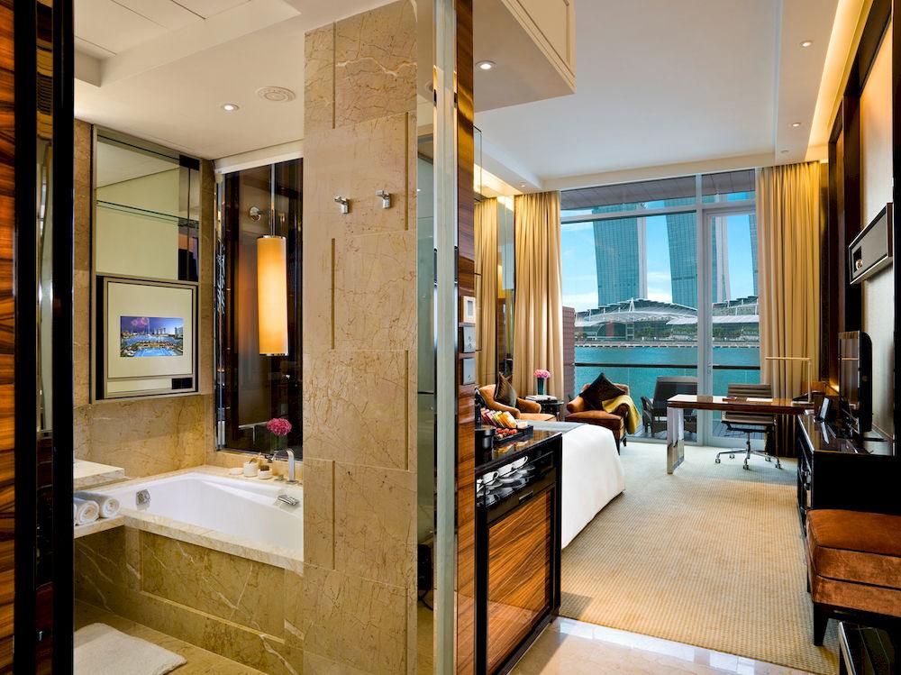 ザ・フラートン・ベイ・シンガポール The Fullerton Bay Hotel Singaporeの客室:スタンダード