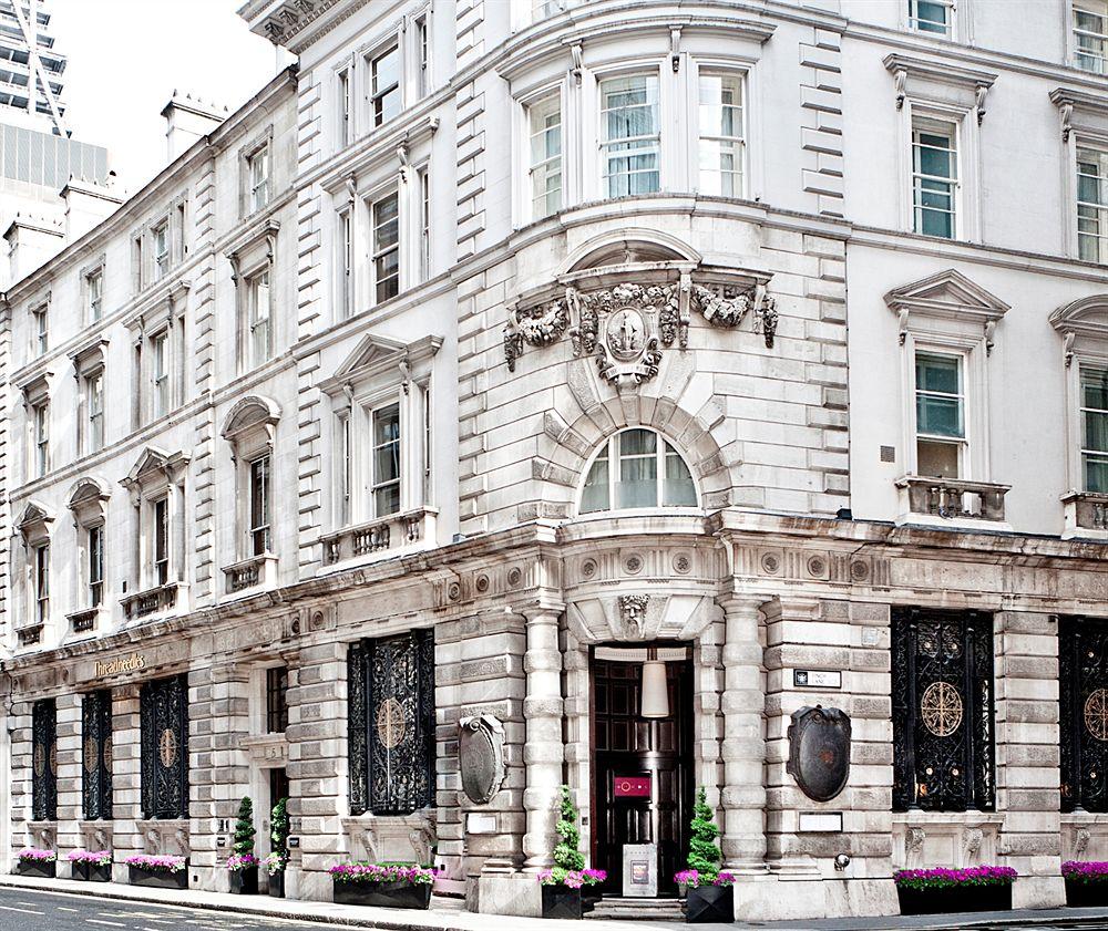 スタイリッシュな内装と快適さを求めたホテル「スレッドニードルス・オートグラフ・コレクション・バイ・マリオット」