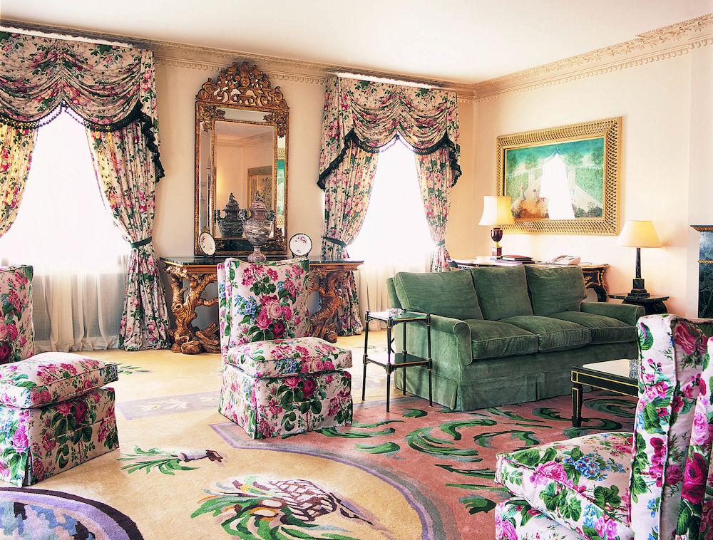ザ・ドーチェスター・ホテルのthe-Oliver-Messel-Suite