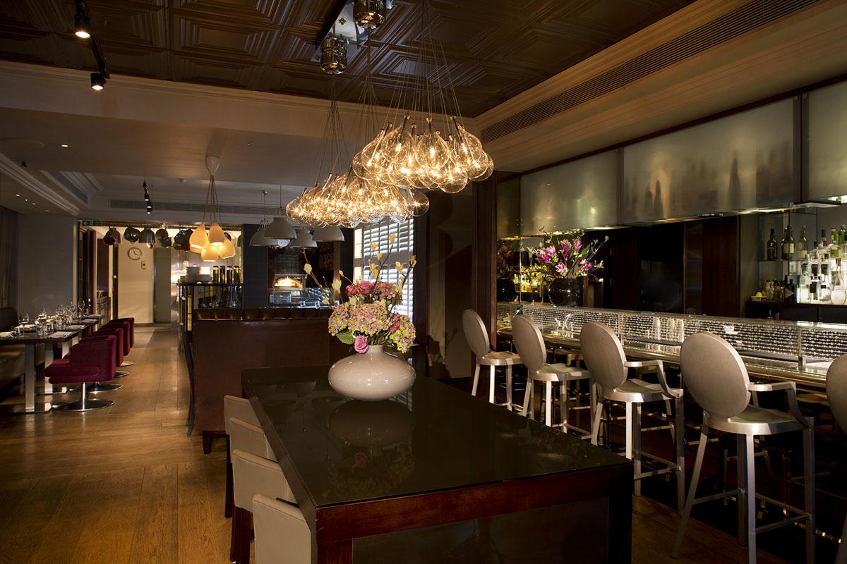 ザ・アーチ・ロンドンのHunter-486-Restaurant