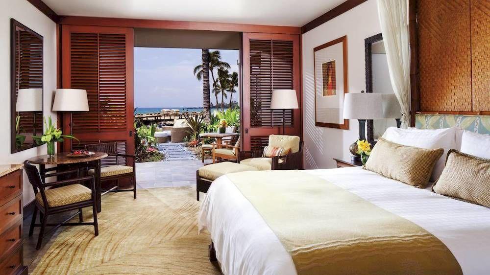 フォーシーズンズ・リゾート・フアラライ・アット・ヒストリック・カウプレフ Four Seasons Resort Hualalai at Historic Ka'upulehuの客室