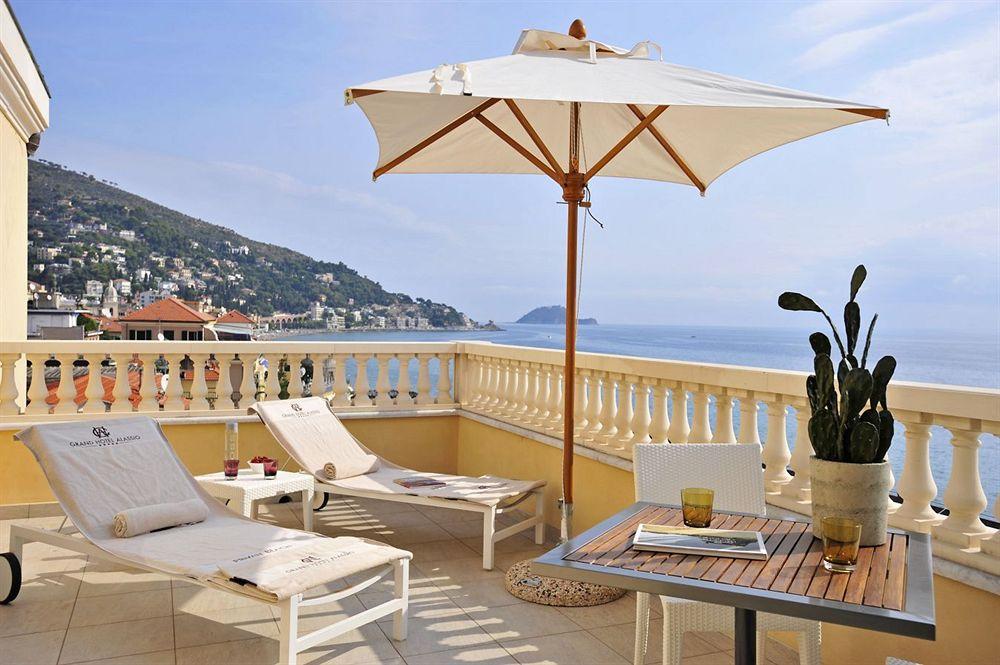 グランド・ホテル・アラッシオ Grand Hotel Alassioの風景