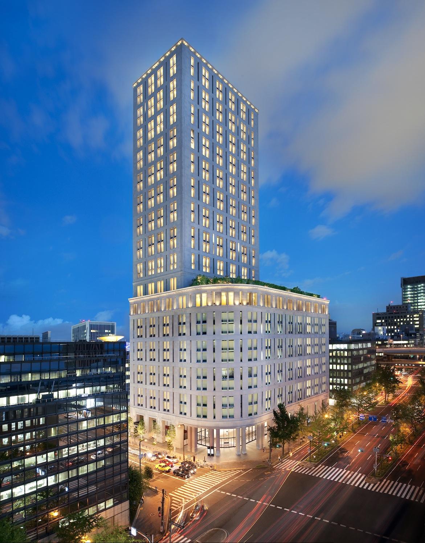 優雅を極めた滞在を愉しむ「セント・レジス・ホテル大阪」