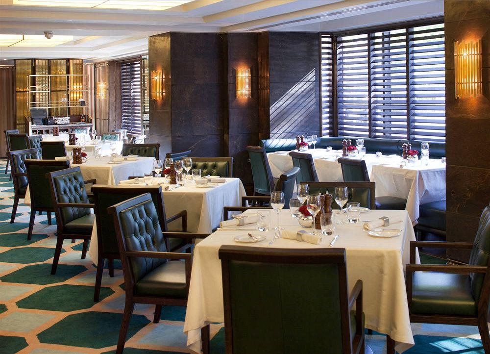 ジュメイラ・カールトン・タワーのレストラン