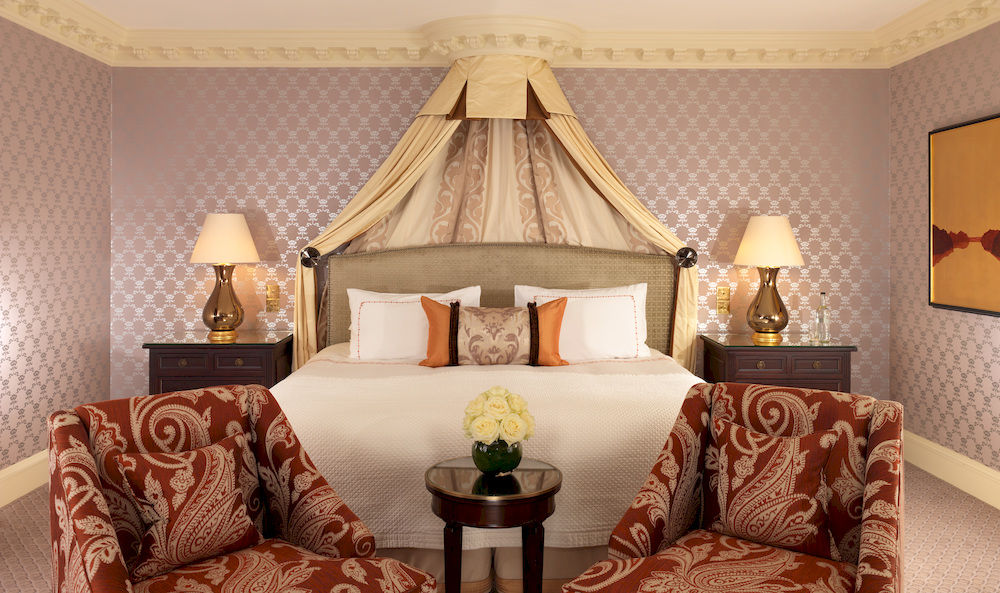 ザ・ドーチェスター・ホテルのExecutive-Deluxe-King-Rooms