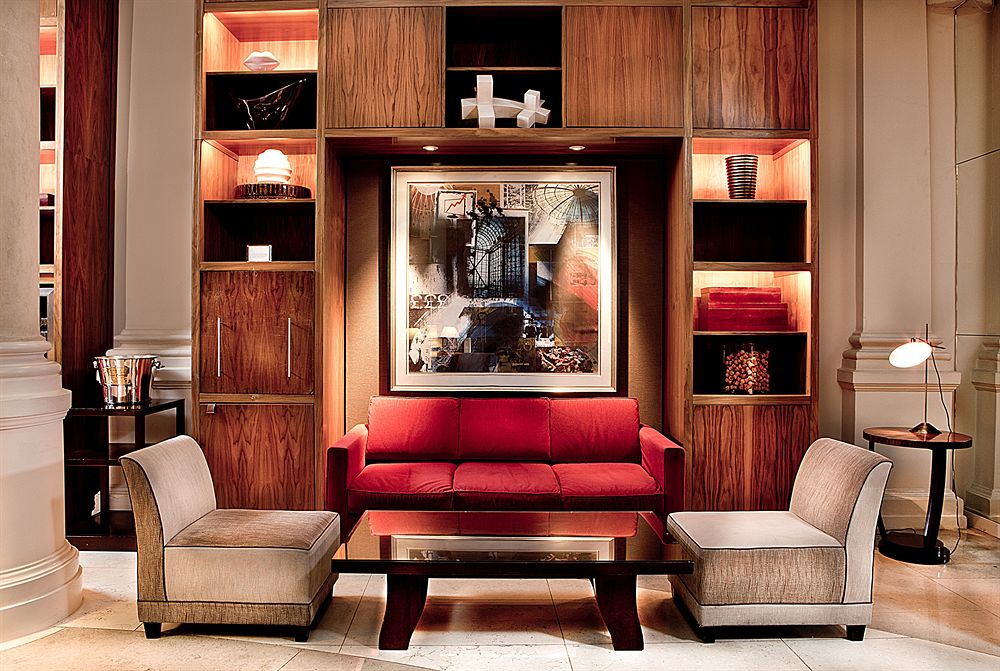 スレッドニードルス・オートグラフ・コレクション・バイ・マリオットのカフェ