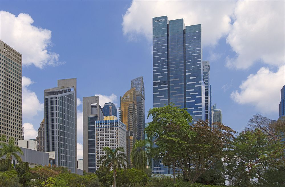 ザ・ウェスティン・シンガポール The Westin Singapore概要