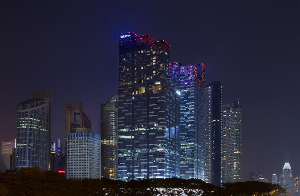 ザ・ウェスティン・シンガポール The Westin Singaporeの締めの紹介