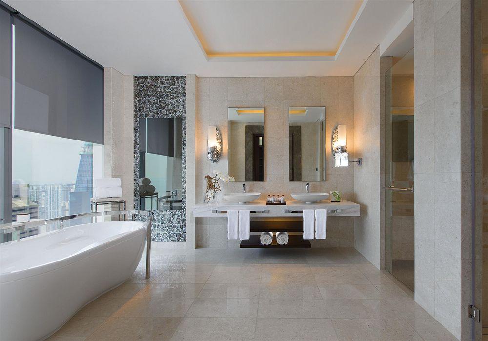 ザ・ウェスティン・シンガポール The Westin Singaporeの客室バスルーム