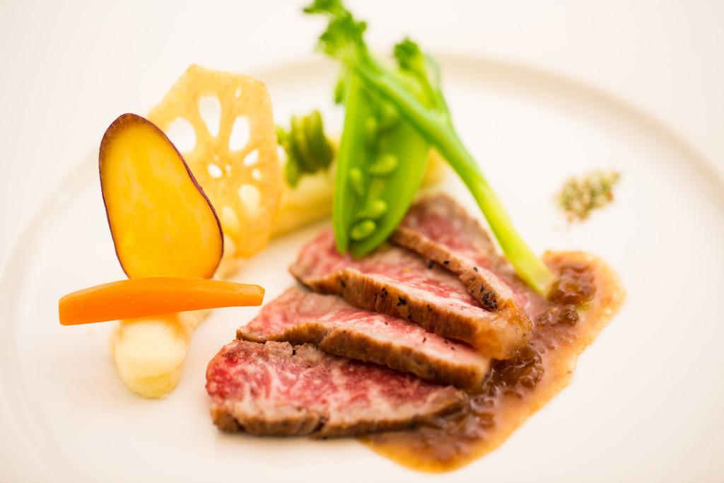 セトレ・グラバーズハウス長崎の料理