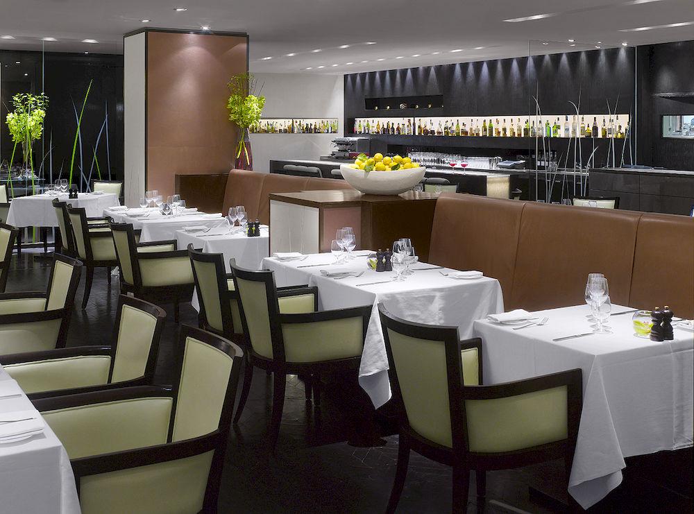 インターコンチネンタル・ロンドン・パークレーンのレストラン