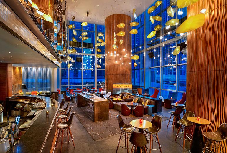 Wホテル香港のウーバー