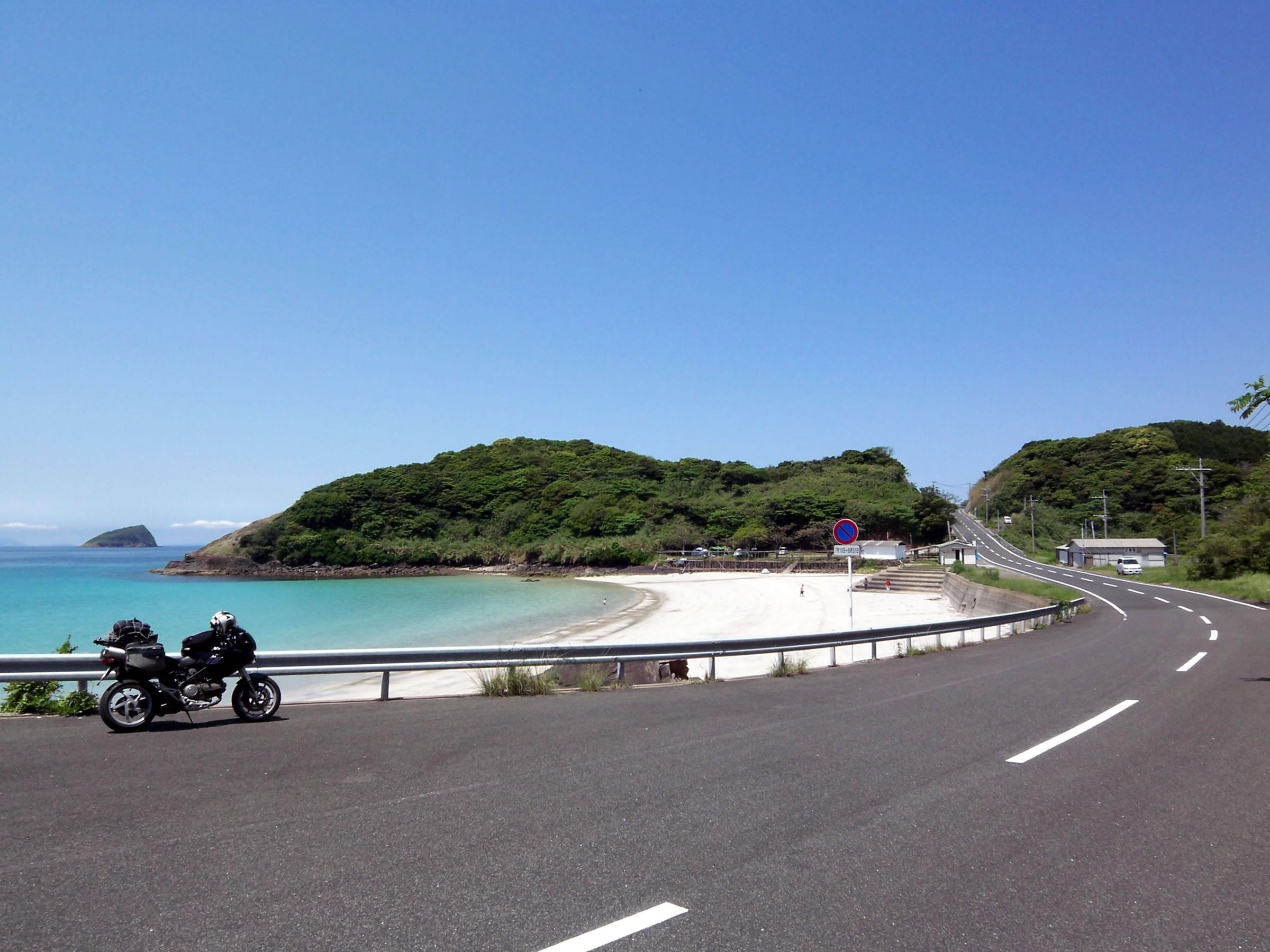長崎県人津久の浜6