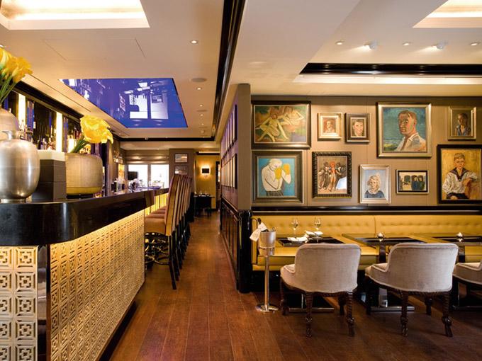 セント・ジェームズ・ホテル&クラブのWilliam'sBar&Bistro
