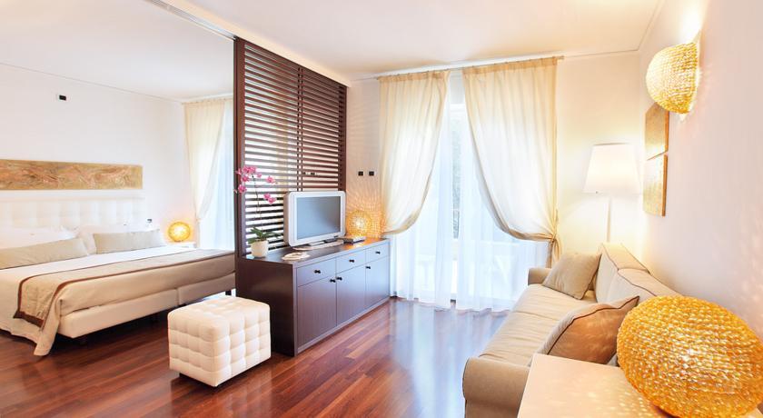 ホテル・アル・サラチェーノ・ヴァリゴッティ Hotel Al Saracenoの客室
