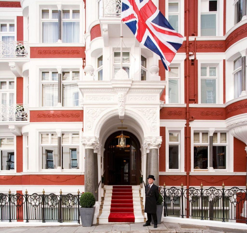 世界的に有名な著名人たちも訪れる「セント・ジェームズ・ホテル&クラブ」