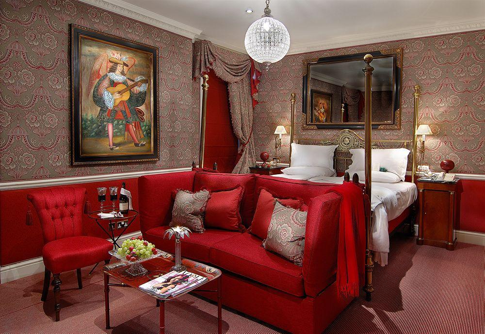 ジ・イーガートン・ハウス・ホテルのTheV&ASuite