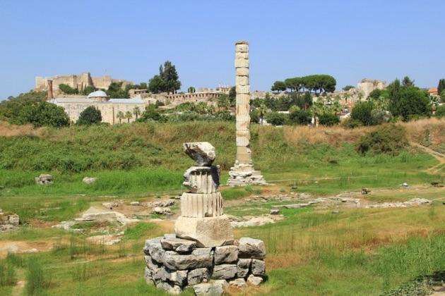アルテミス神殿