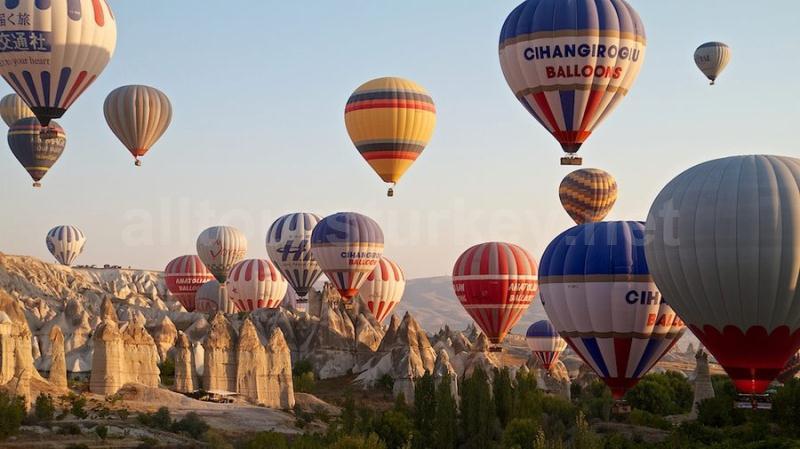 自然が生み出した壮大な造形美!トルコ・カッパドキアの絶景ポイント6選