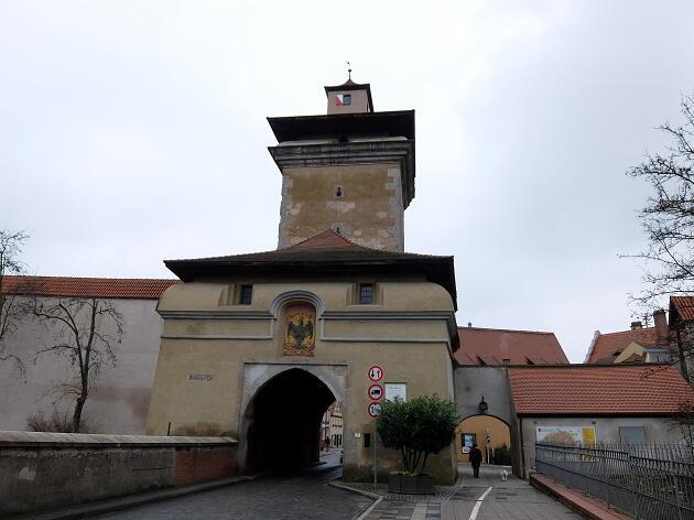 ネルトリンゲンのライムリンガー門