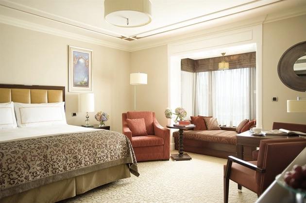 フォーシーズンズ・ホテル・イスタンブール・アット・ザ・ボスポラスの部屋1