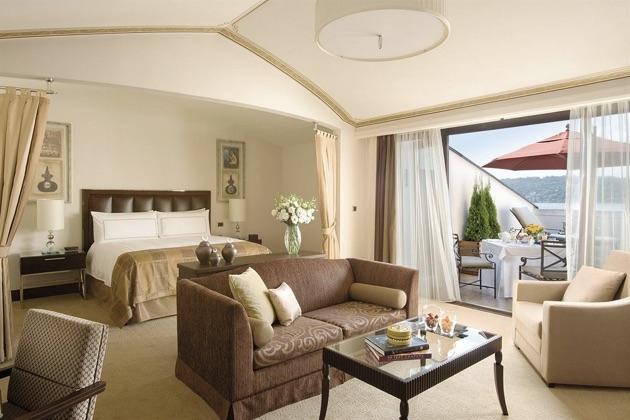 フォーシーズンズ・ホテル・イスタンブール・アット・ザ・ボスポラスの部屋3