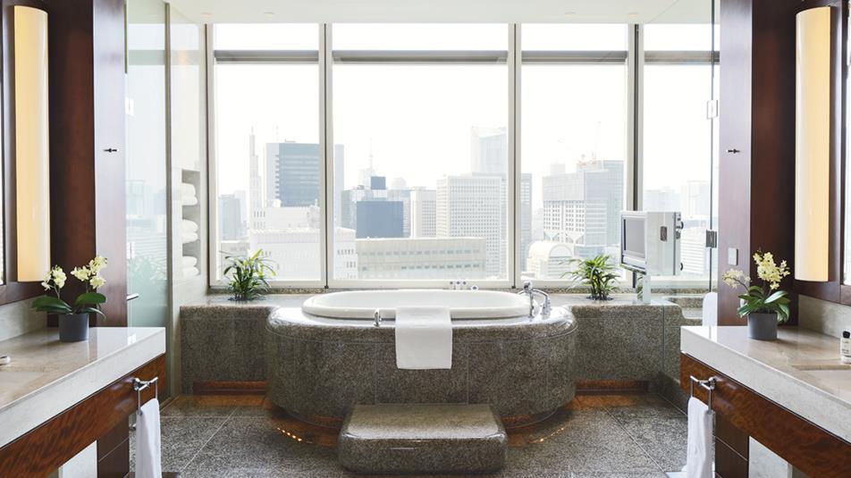 ザ・ペニンシュラ東京 The Peninsula Tokyoのの客室