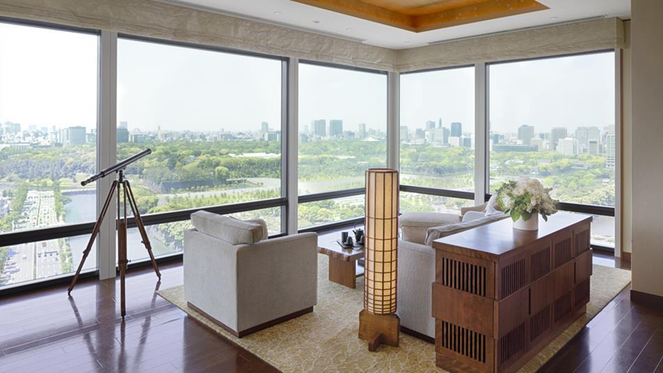 ザ・ペニンシュラ東京 The Peninsula Tokyoの客室