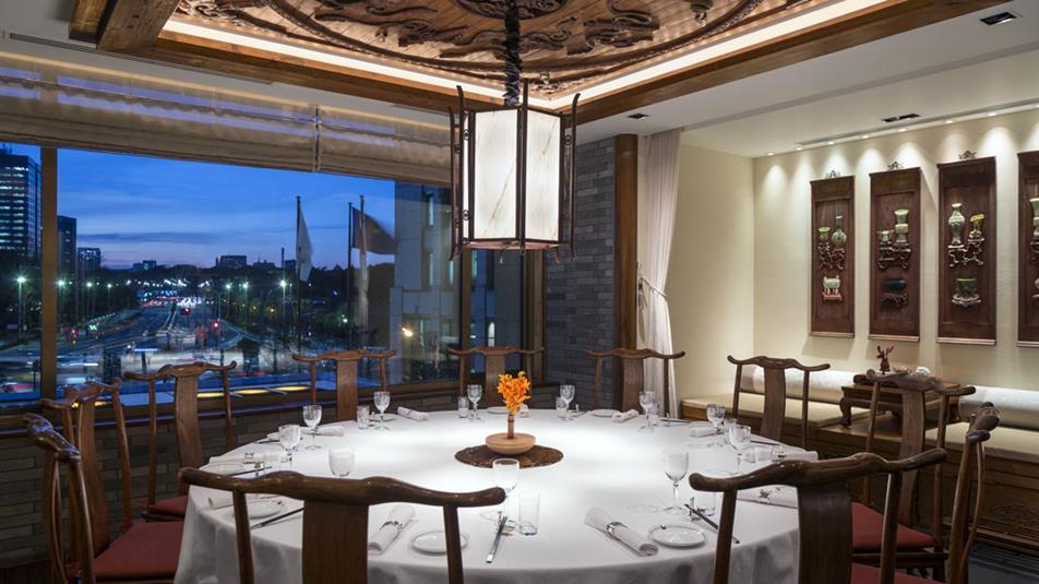 ザ・ペニンシュラ東京 The Peninsula Tokyoののレストラン