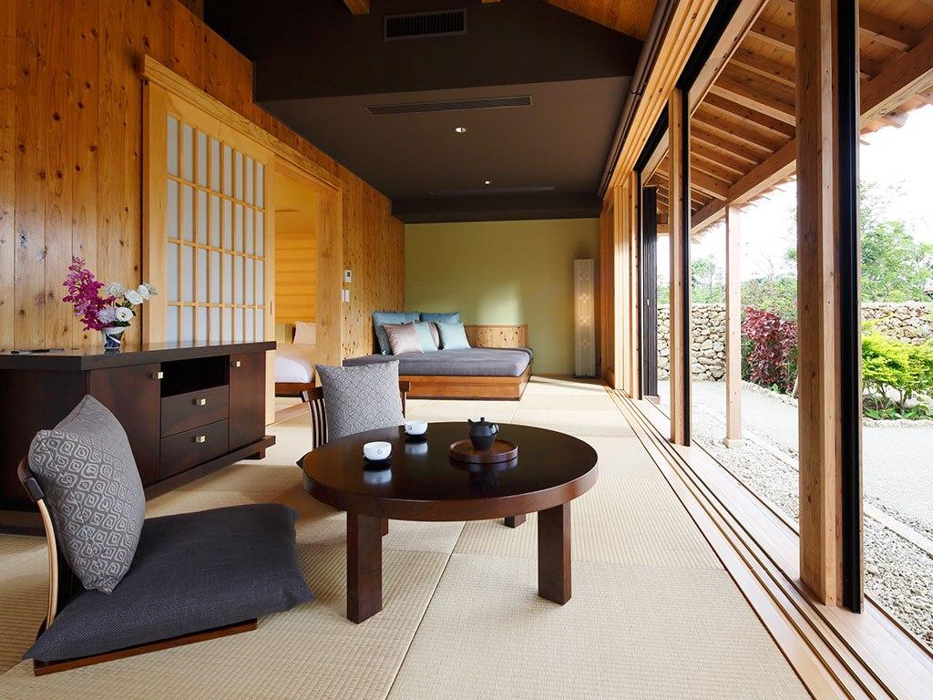 星のや竹富島の客室