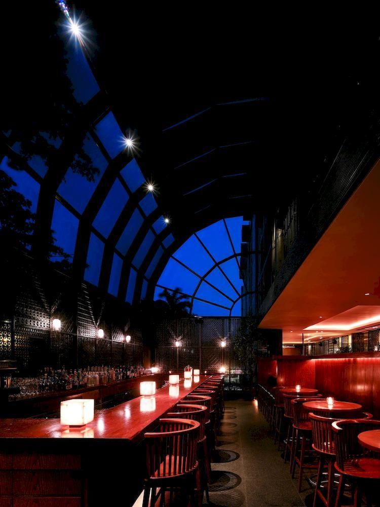 グランド・ハイアット・シンガポール Grand Hyatt SingaporeのMartini Bar Mezza9(マティーニ・バー・メザ9)