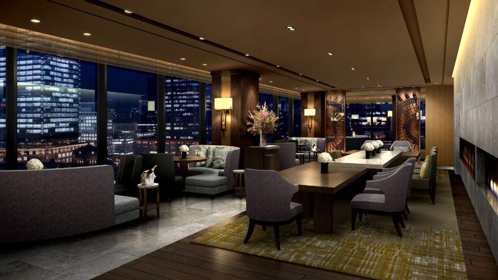 フォーシーズンズ・ホテル丸の内 東京 Four Seasons Hotel Tokyo at Marunouchiのレストラン