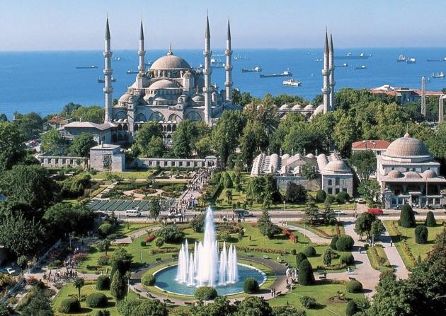 そのホスピタリティーに酔いしれる。イスタンブールの大人気ブティック・ホテル「ホテル・アミラ・イスタンブール」