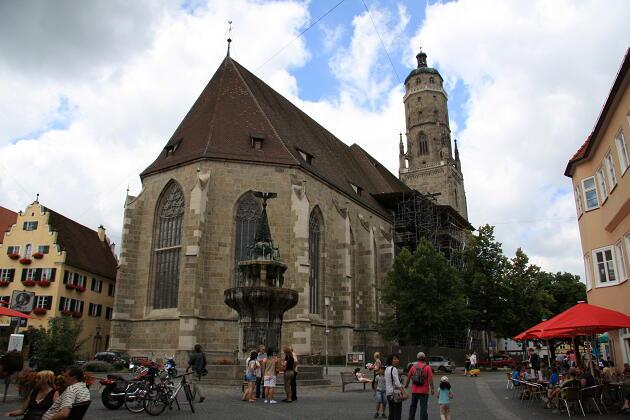 ネルトリンゲンの聖ゲオルク教会