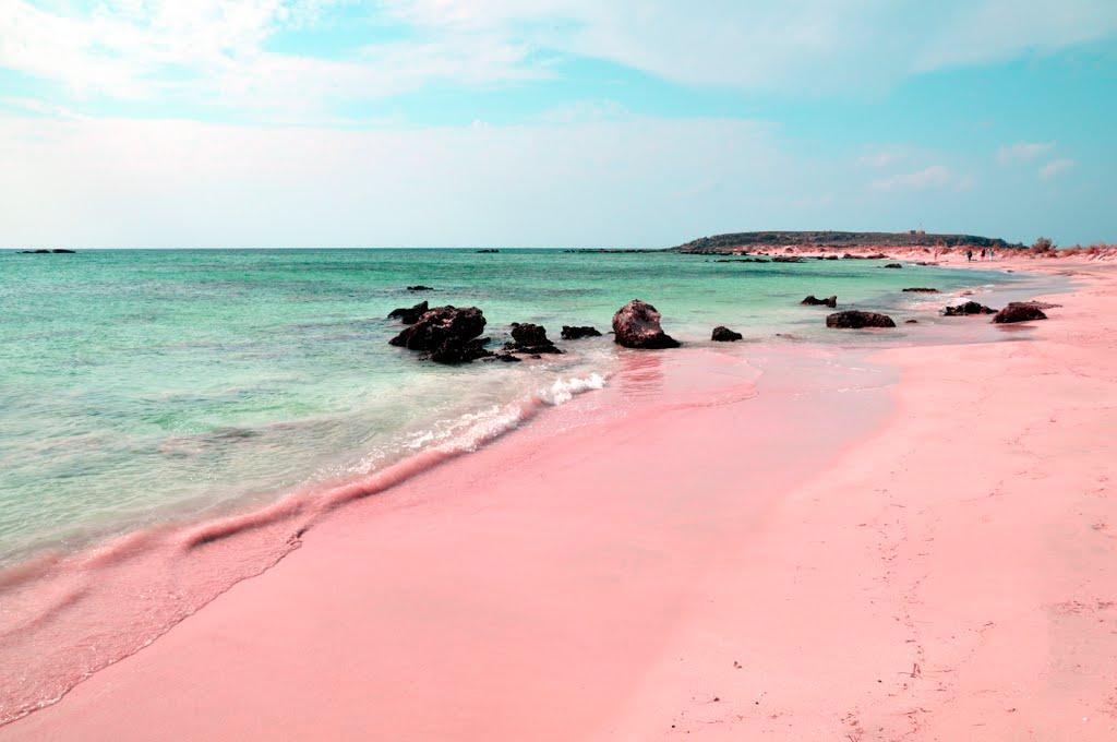 ピンク・サンド・ビーチ