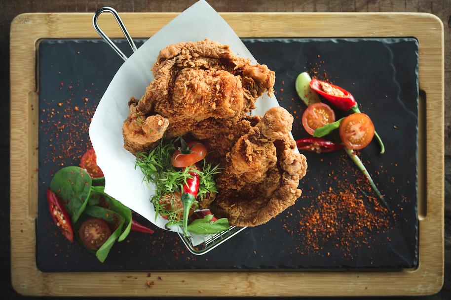 ザ・ウェスティン・シンガポール The Westin SingaporeのCook & Brew Gastrobar(クック&ブリュー・ガストロバー)料理