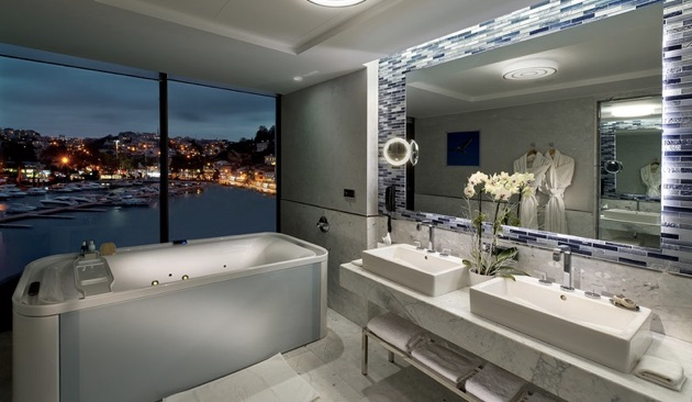 ザ・グランド・タラビヤ・ホテルのバスルーム