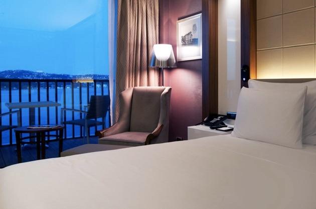 ザ・グランド・タラビヤ・ホテルの部屋1