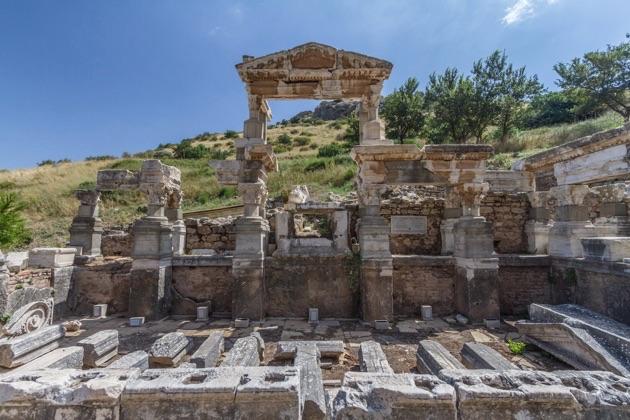 トラヤヌスの泉