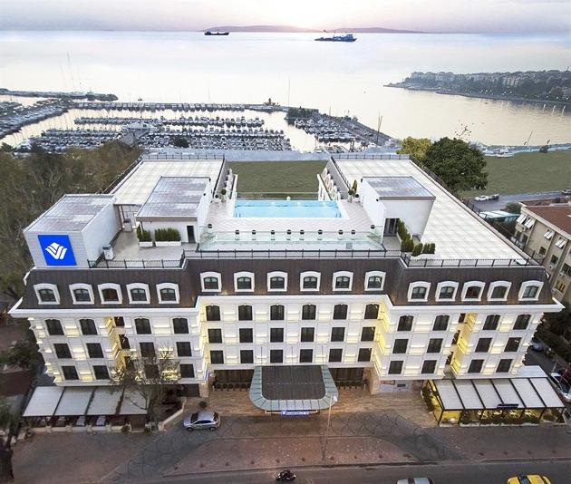 ウィンダム・グランド・イスタンブール・カラムシュ・マリーナ・ホテル1