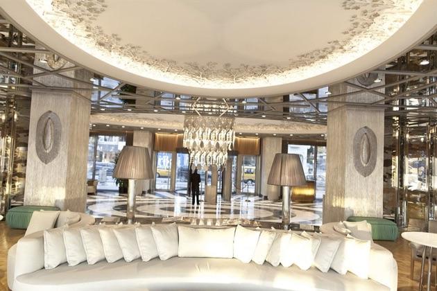 ウィンダム・グランド・イスタンブール・カラムシュ・マリーナ・ホテルのエントランス