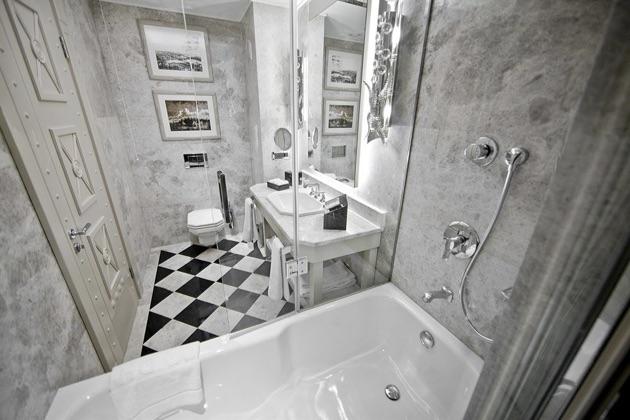 ウィンダム・グランド・イスタンブール・カラムシュ・マリーナ・ホテルのバスルーム