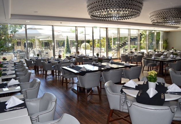 ウィンダム・グランド・イスタンブール・カラムシュ・マリーナ・ホテルのレストラン