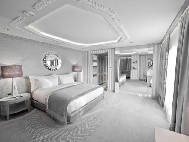 ウィンダム・グランド・イスタンブール・カラムシュ・マリーナ・ホテルの部屋3