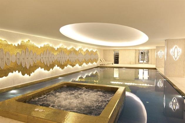ウィンダム・グランド・イスタンブール・カラムシュ・マリーナ・ホテルのスパ1